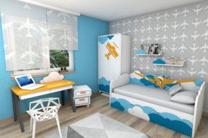 XYLON | Dizajn enterijera i nameštaja | Soba za dečake