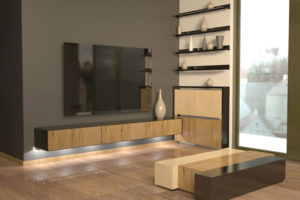XYLON | Dizajn enterijera i nameštaja | Dnevne sobe