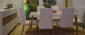 XYLON | Dizajn enterijera i nameštaja | Trpezarisjki stolovi