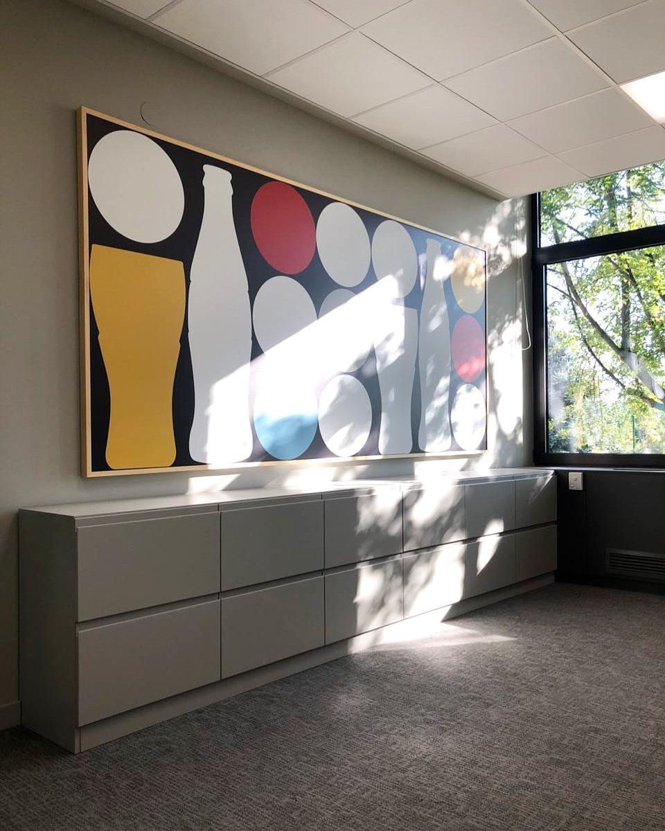 XYLON | Dizajn enterijera i nameštaja | Coca Cola kancelarije