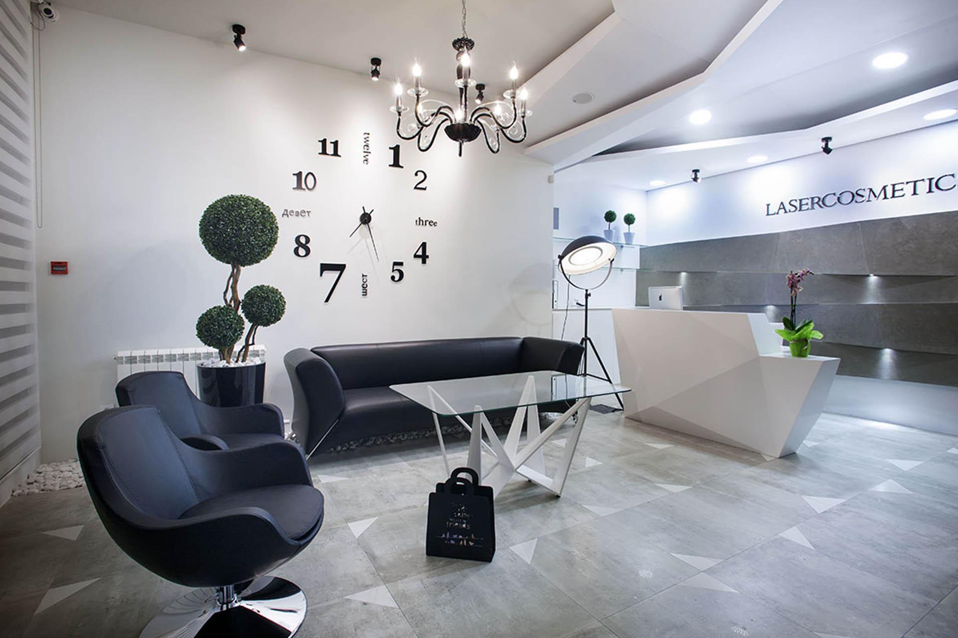 XYLON | Dizajn enterijera i nameštaja | Salon lepote Laser Cosmetics