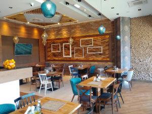 XYLON   Dizajn enterijera i nameštaja   Restoran Walter